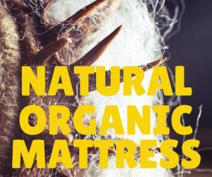 natural organic mattress