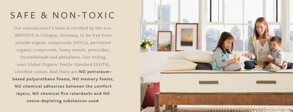 non toxic mattress